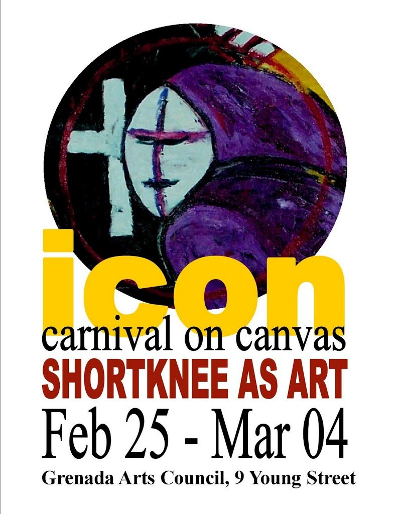 ICON – Carnival on canvas, the ShortKnee as Art