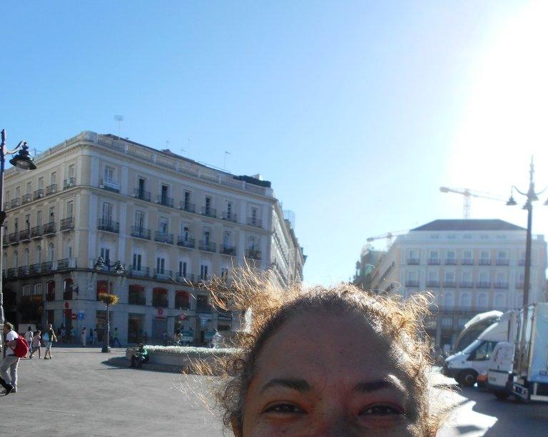 Art Blog: Back In Madrid