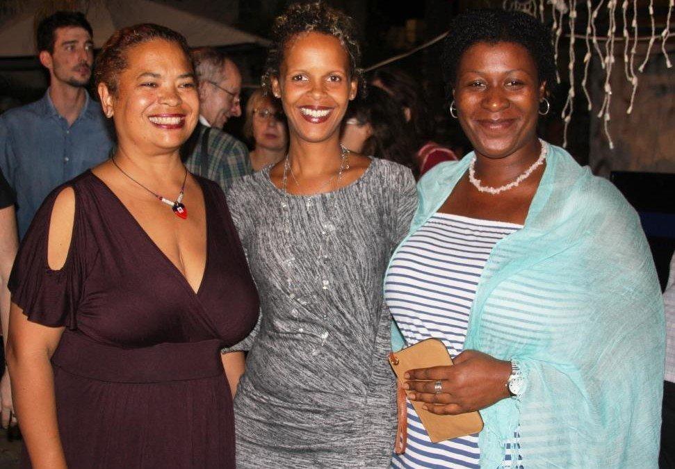 Haiti Blog: The Formal Opening