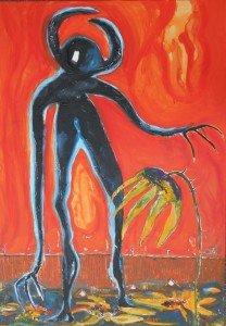 Jab Jab series, Inter-Art Aiud, Romania 2014