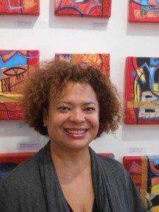 At the Parallax Art Fair